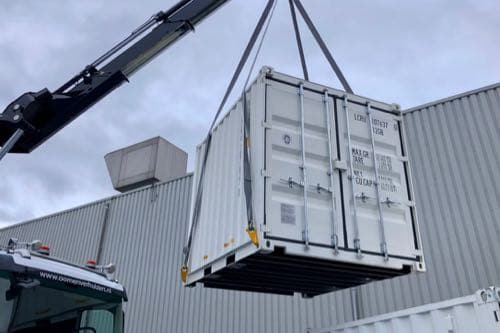 10ft container