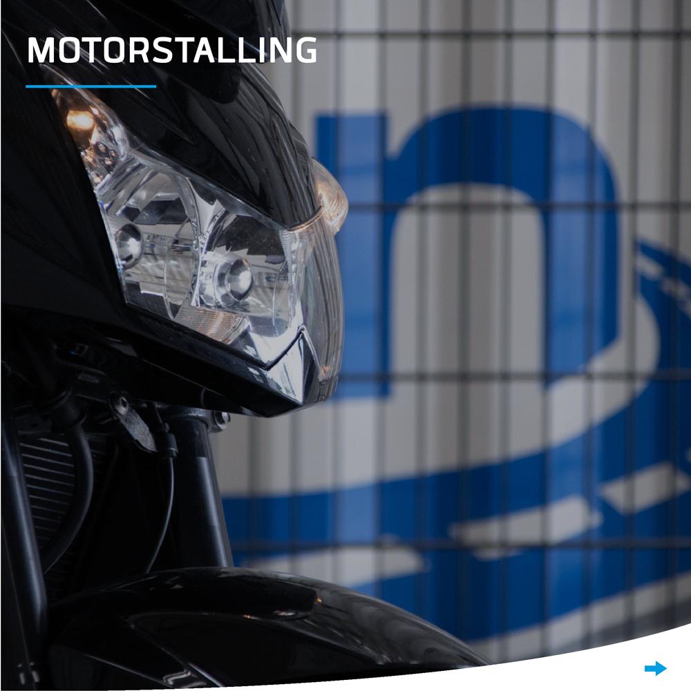 Motorstalling